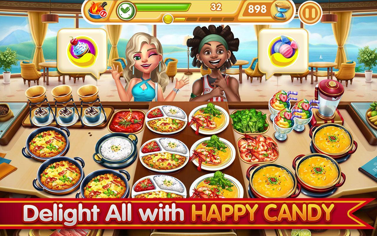 Cooking City crazy chef' s restaurant game 1.73.5017 Screenshot 23