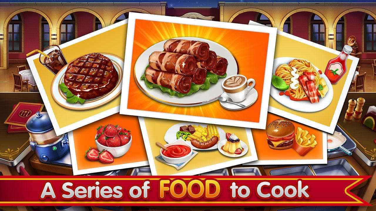 Cooking City crazy chef' s restaurant game 1.73.5017 Screenshot 5