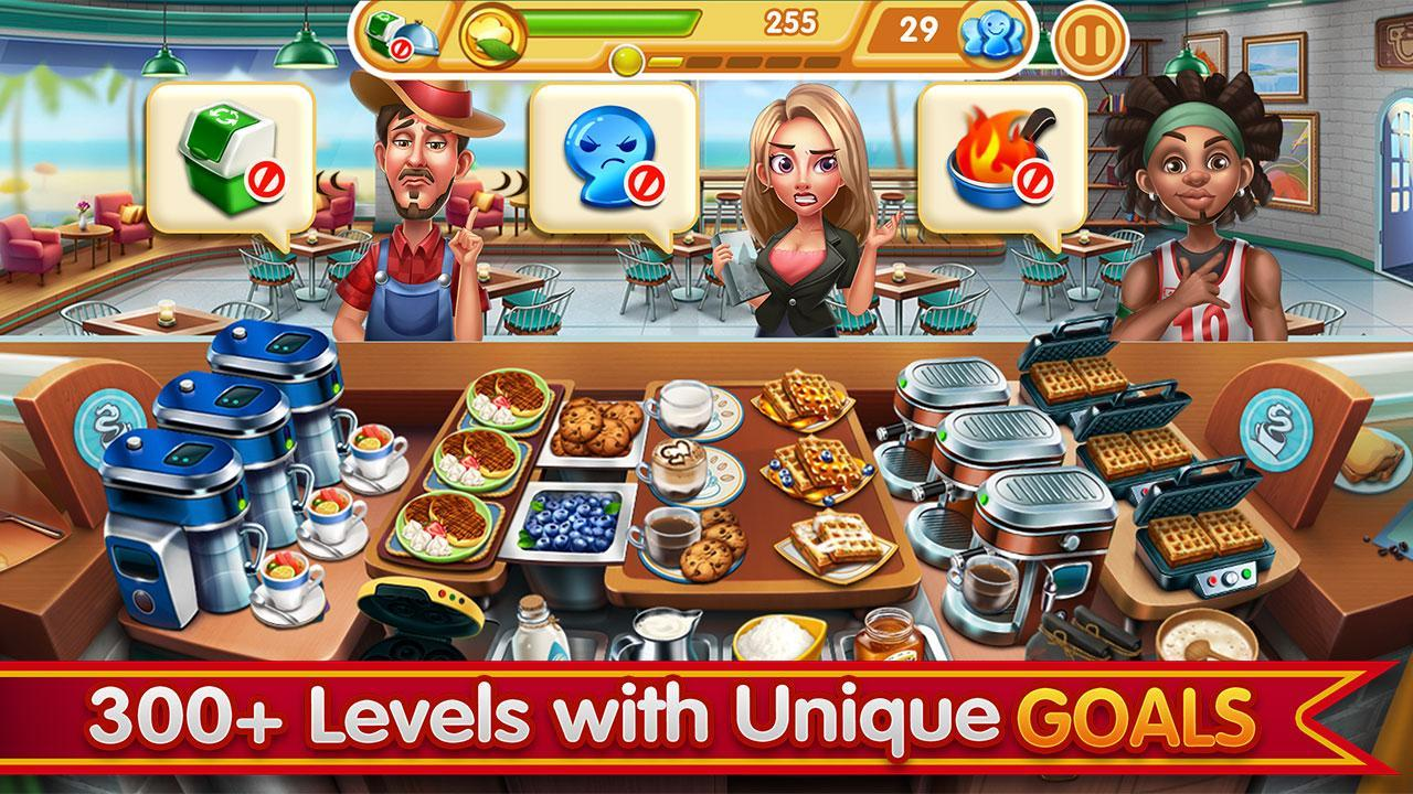 Cooking City crazy chef' s restaurant game 1.73.5017 Screenshot 6