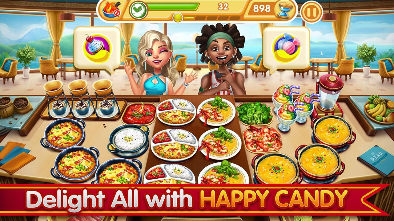 Cooking City crazy chef' s restaurant game 1.73.5017 Screenshot 7