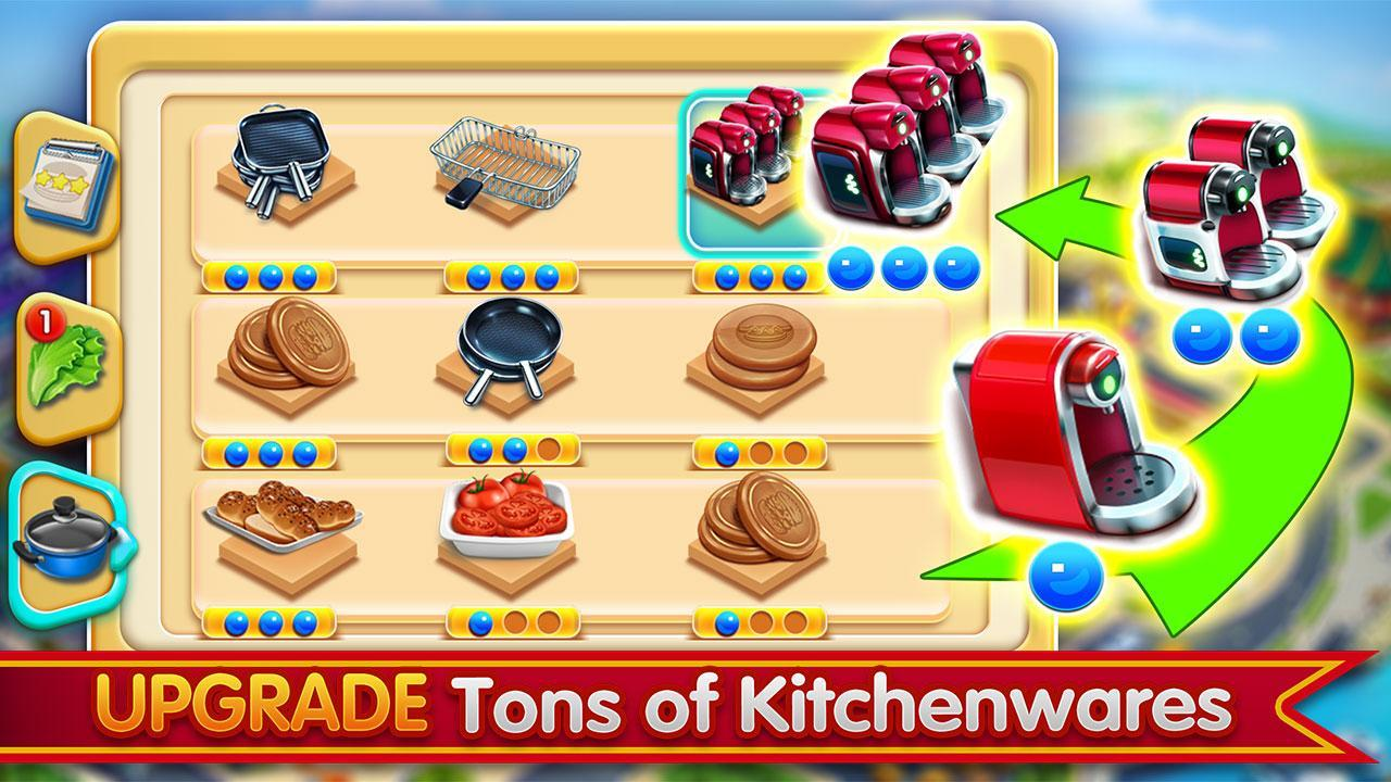 Cooking City crazy chef' s restaurant game 1.73.5017 Screenshot 8