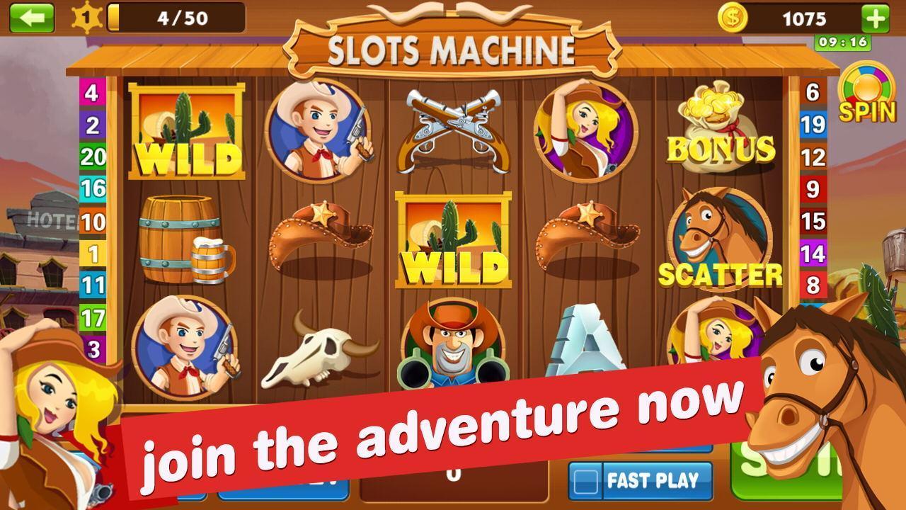Slots Machine 1.2.3 Screenshot 1