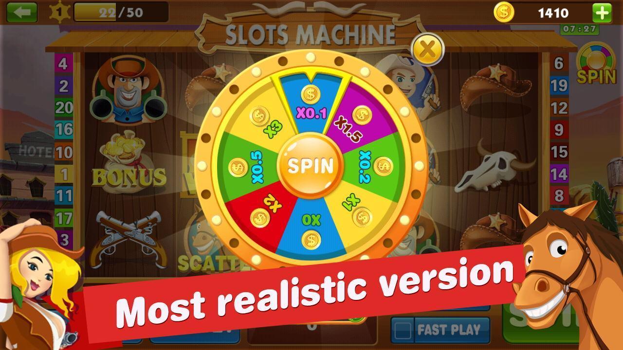 Slots Machine 1.2.3 Screenshot 8
