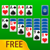 Solitaire Card Games Free app icon