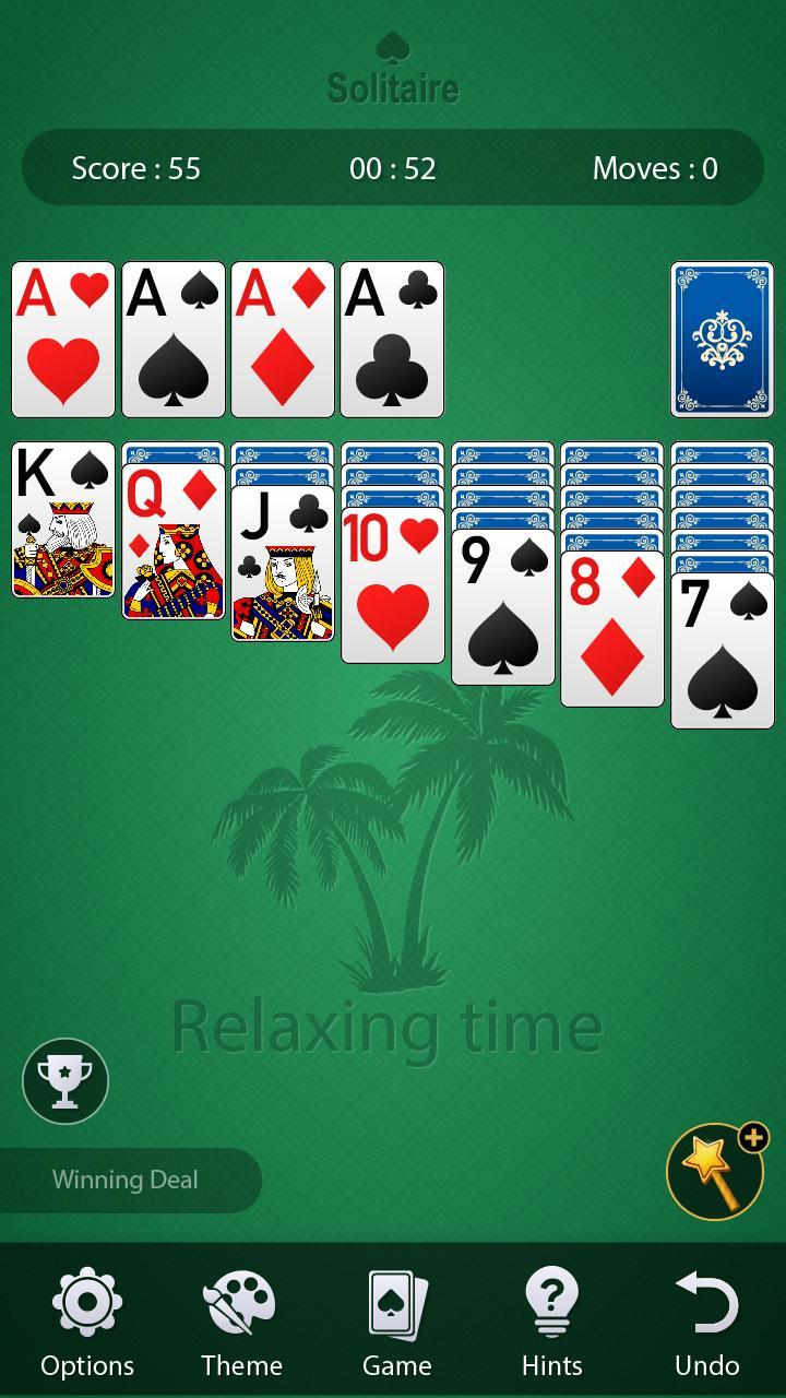 Solitaire Card Games Free 1.12.210 Screenshot 1
