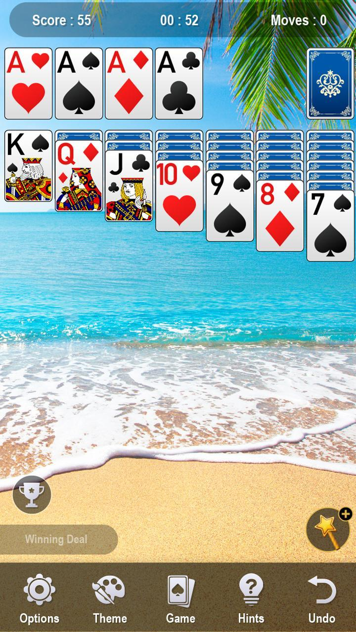 Solitaire Card Games Free 1.12.210 Screenshot 2