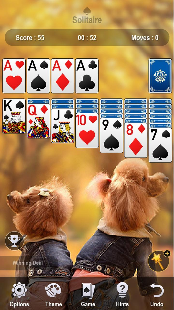 Solitaire Card Games Free 1.12.210 Screenshot 4