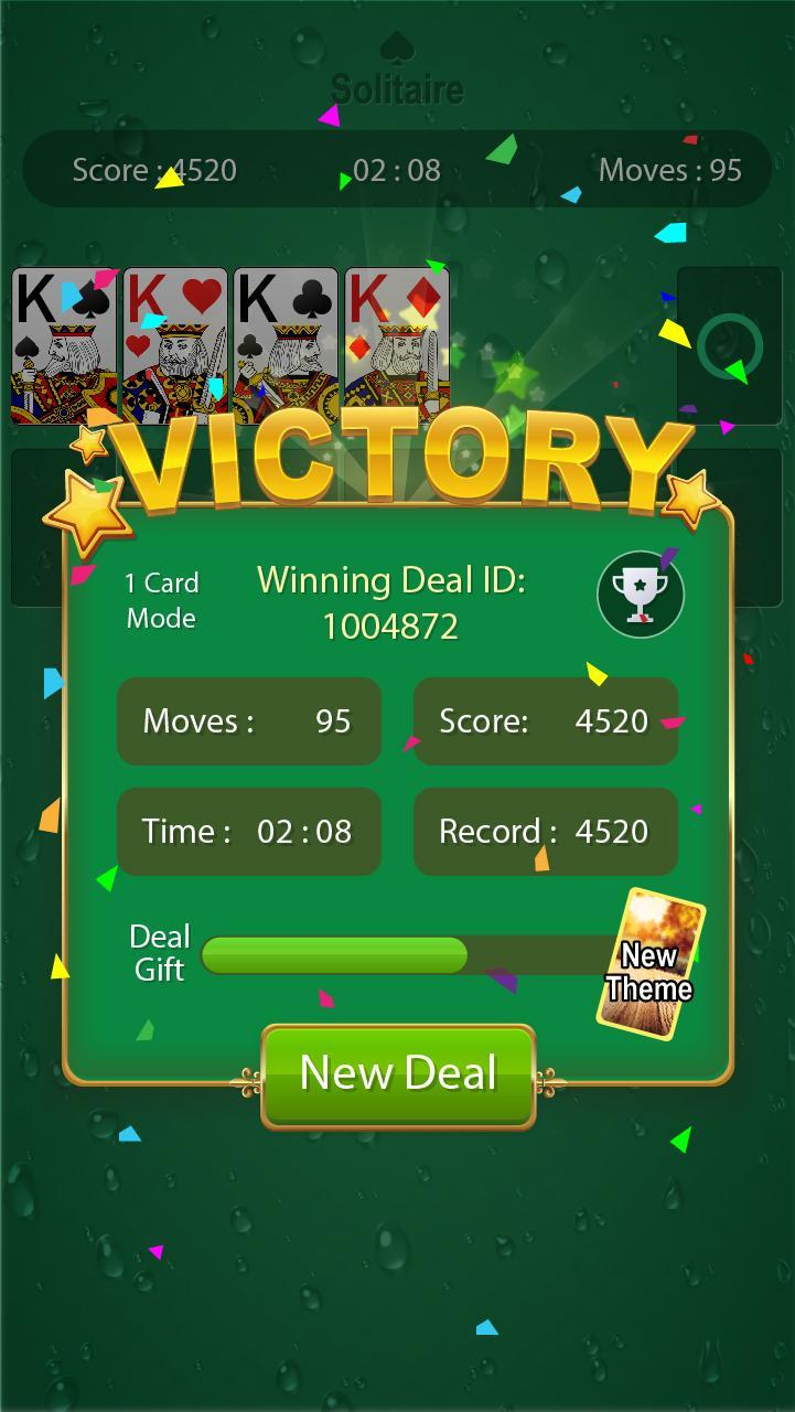 Solitaire Card Games Free 1.12.210 Screenshot 6
