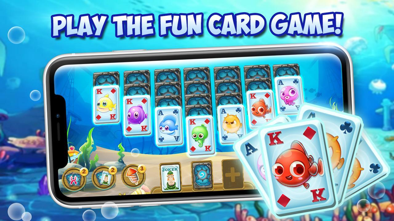 Ocean Fish Solitaire 1.1.31 Screenshot 2