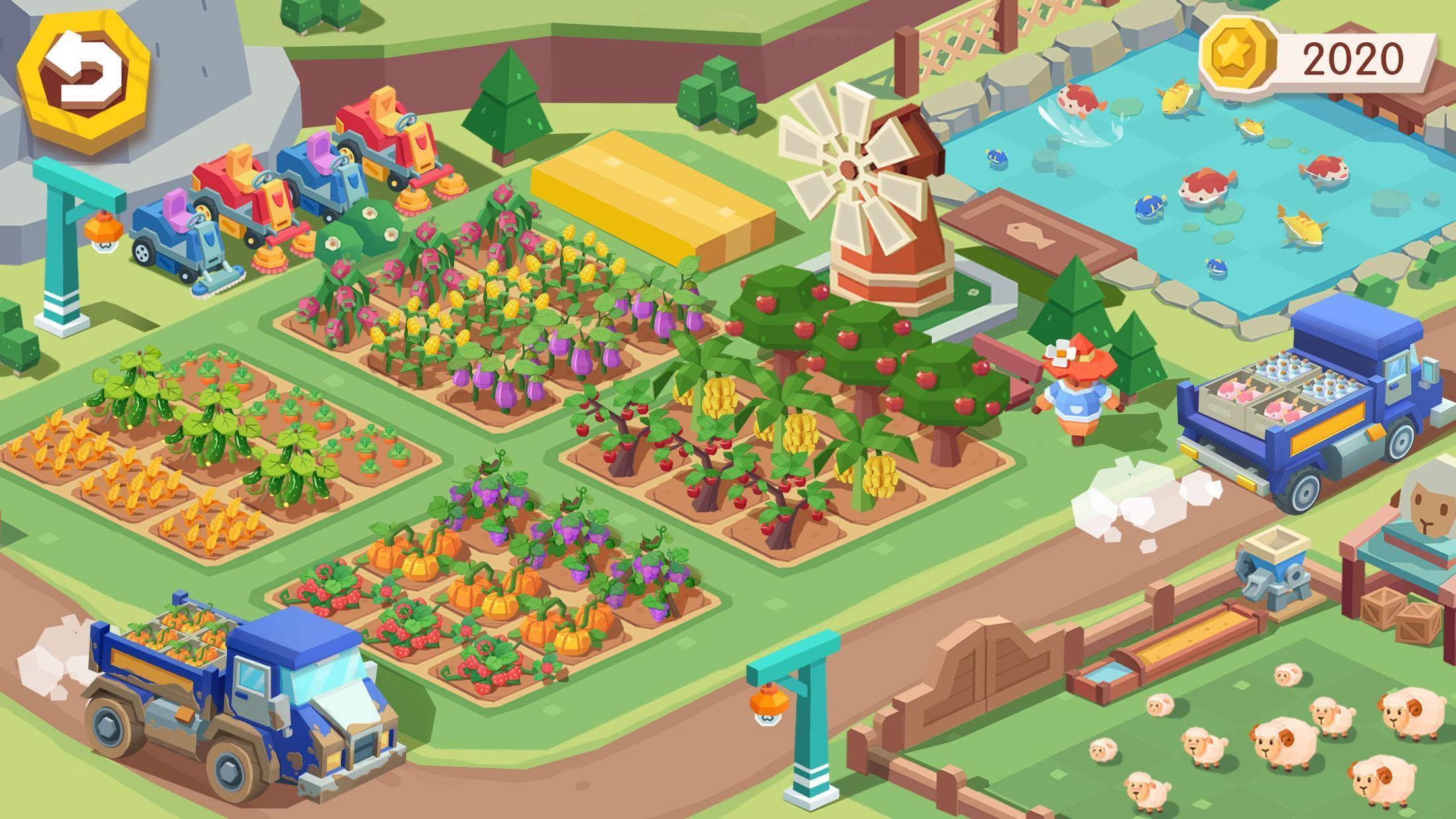 Town Farm Truck 8.46.00.00 Screenshot 1