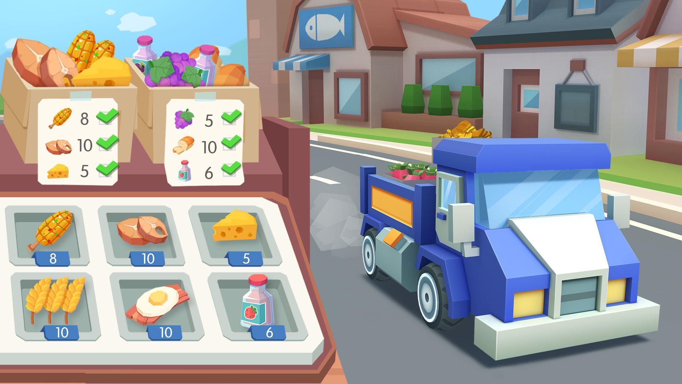 Town Farm Truck 8.46.00.00 Screenshot 5