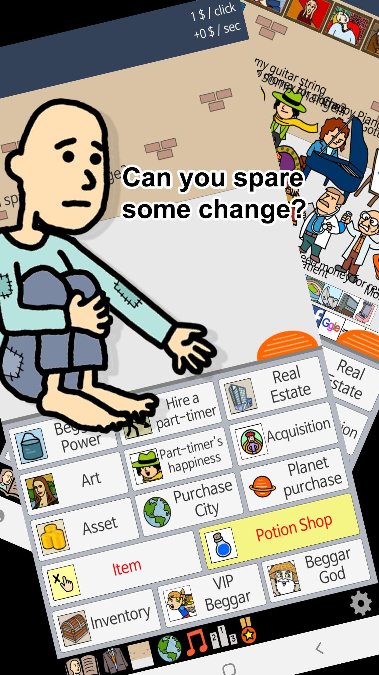 Beggar Life 6.2.6 Screenshot 1