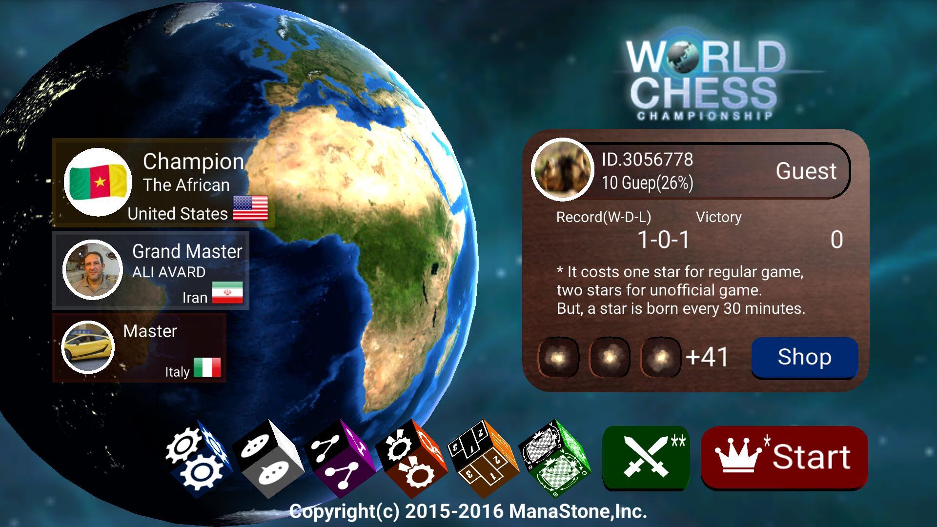 World Chess Championship 2.09.02 Screenshot 13