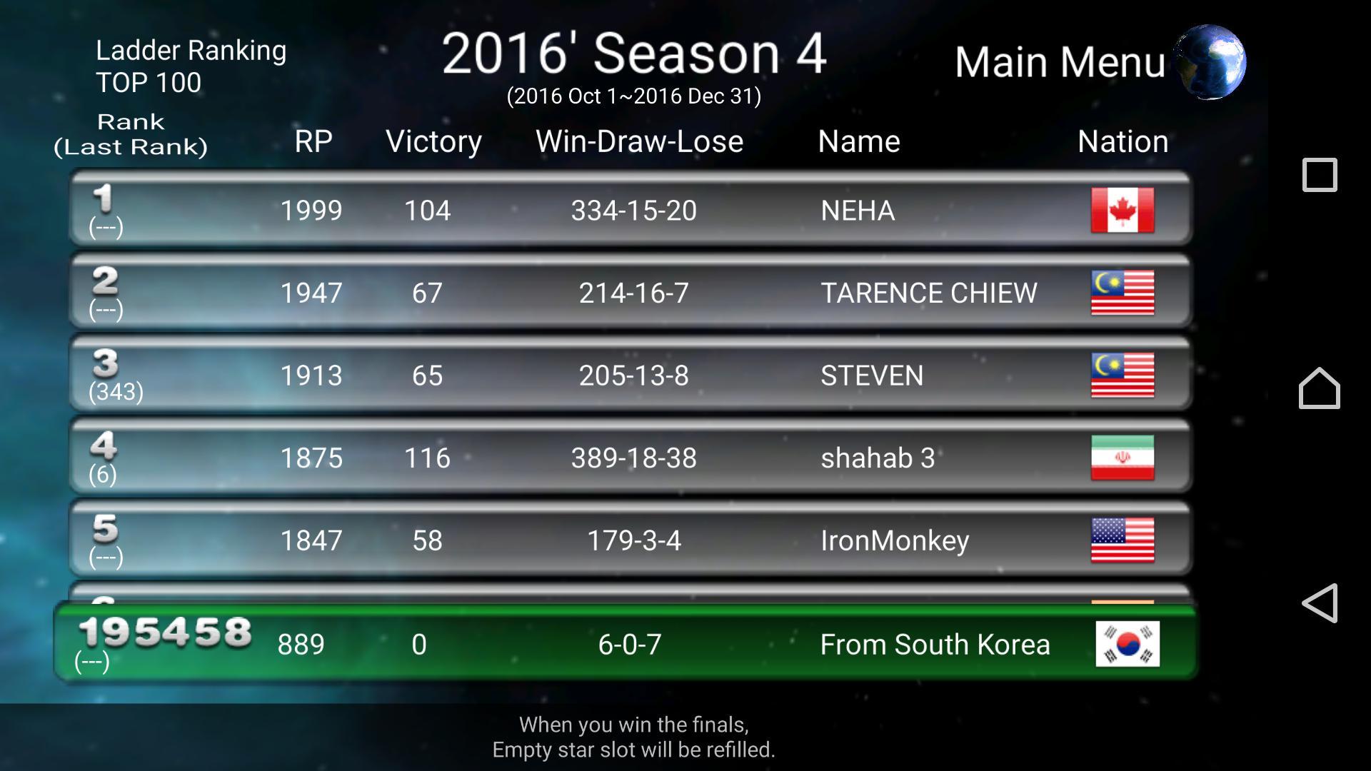 World Chess Championship 2.09.02 Screenshot 5