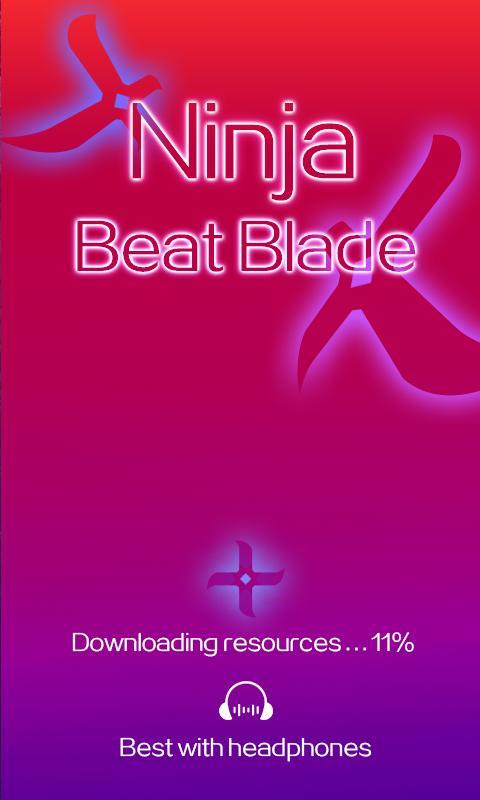 Beat Blade Ninja Dash Dance 1.1.8 Screenshot 1
