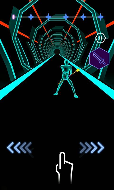 Beat Blade Ninja Dash Dance 1.1.8 Screenshot 2