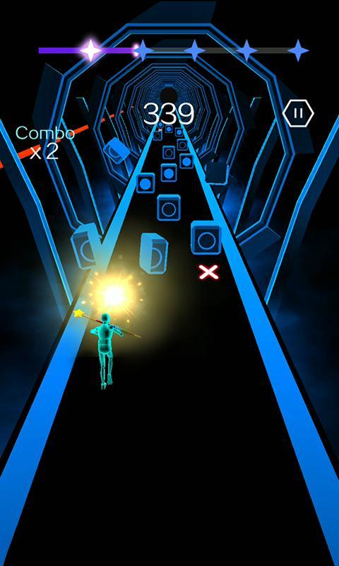Beat Blade Ninja Dash Dance 1.1.8 Screenshot 3