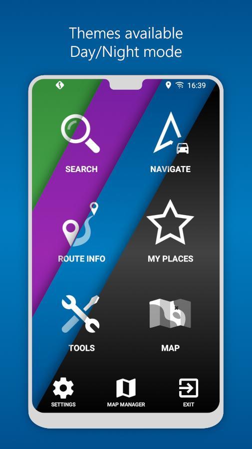 MapFactor GPS Navigation Maps 5.5.85 Screenshot 3