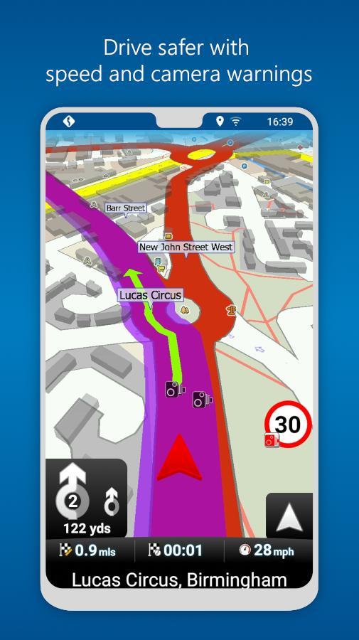 MapFactor GPS Navigation Maps 5.5.85 Screenshot 5