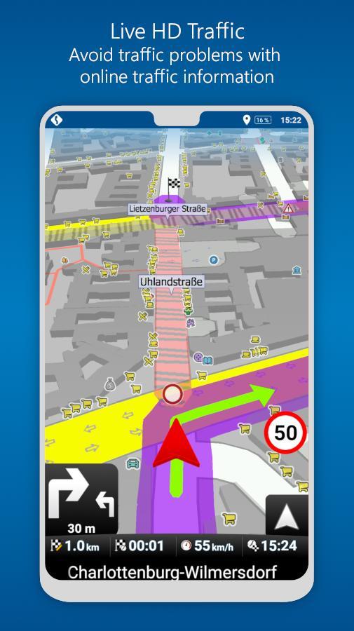 MapFactor GPS Navigation Maps 5.5.85 Screenshot 6