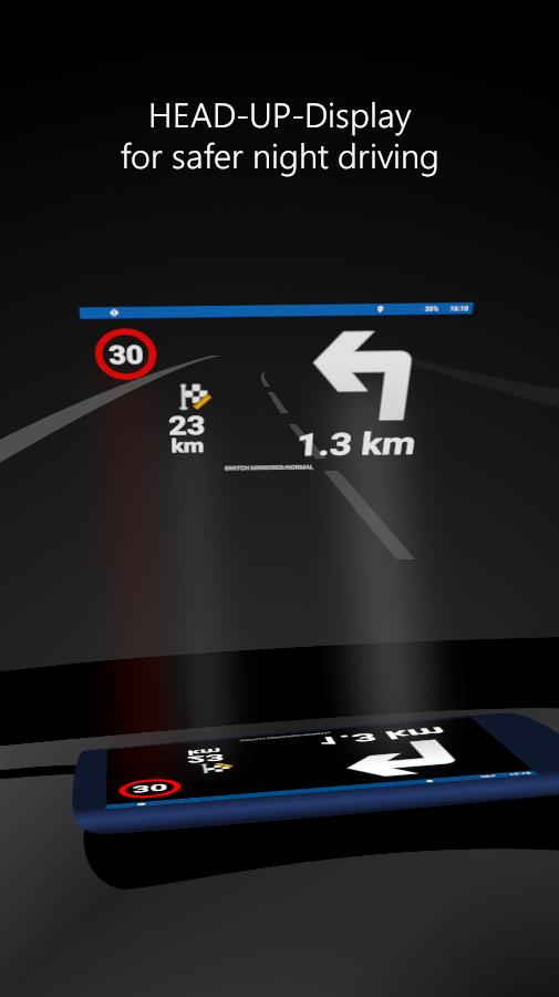 MapFactor GPS Navigation Maps 5.5.85 Screenshot 8