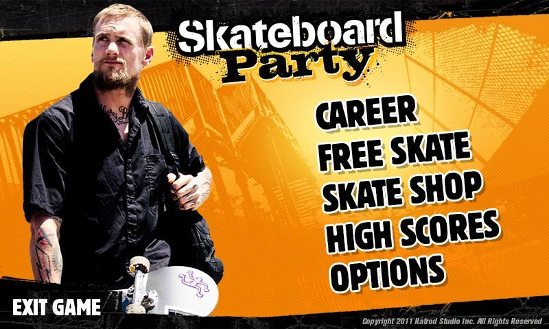 Mike V: Skateboard Party 1.4.3 Screenshot 1