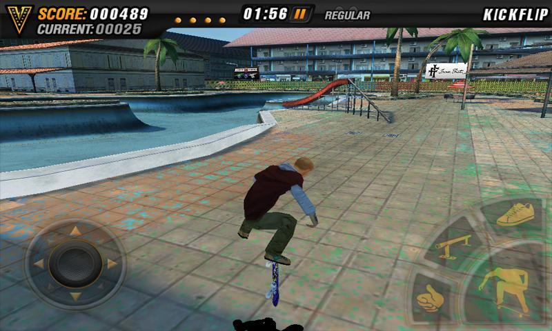 Mike V: Skateboard Party 1.4.3 Screenshot 2