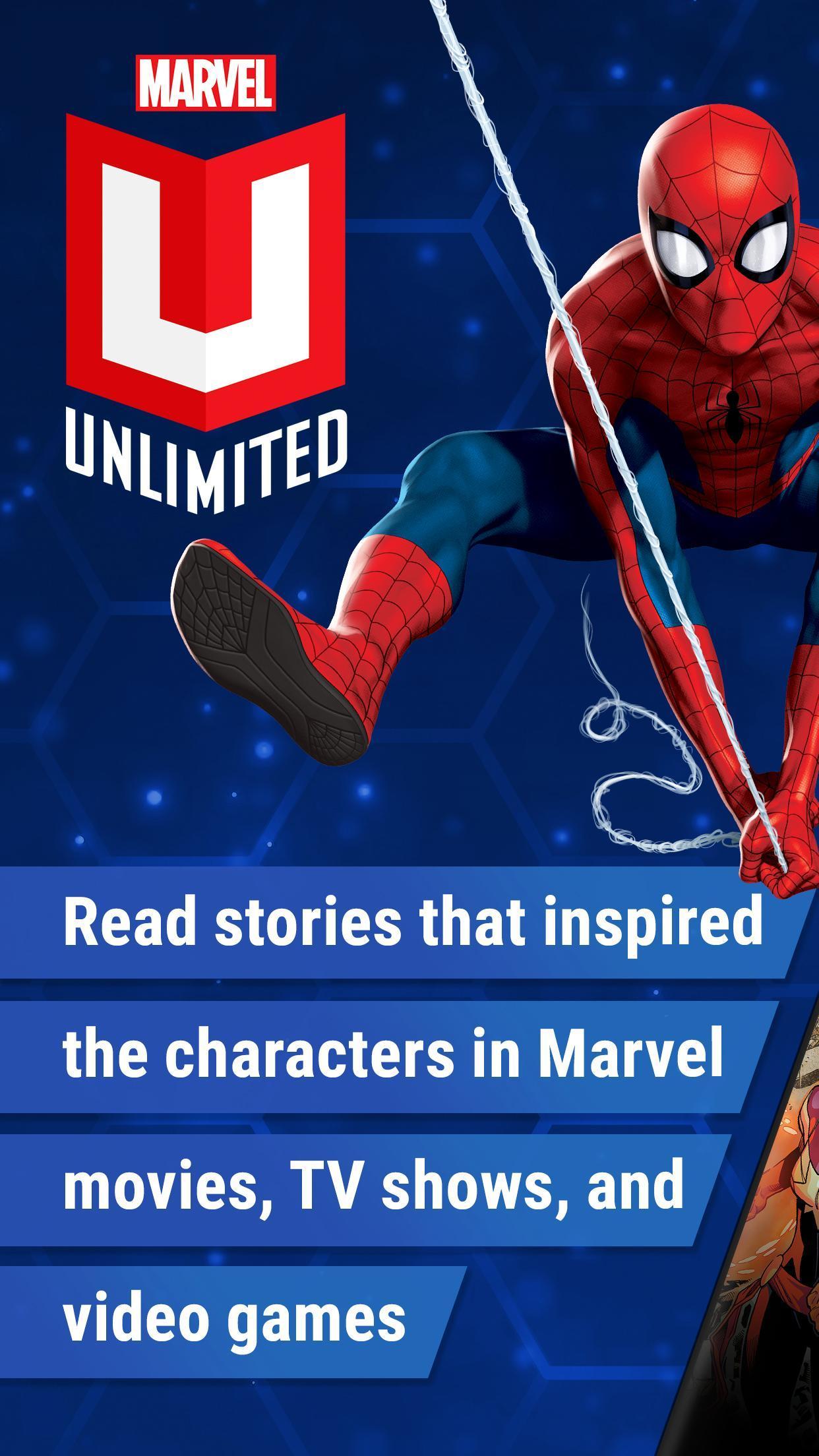Marvel Unlimited 6.9.3 Screenshot 1
