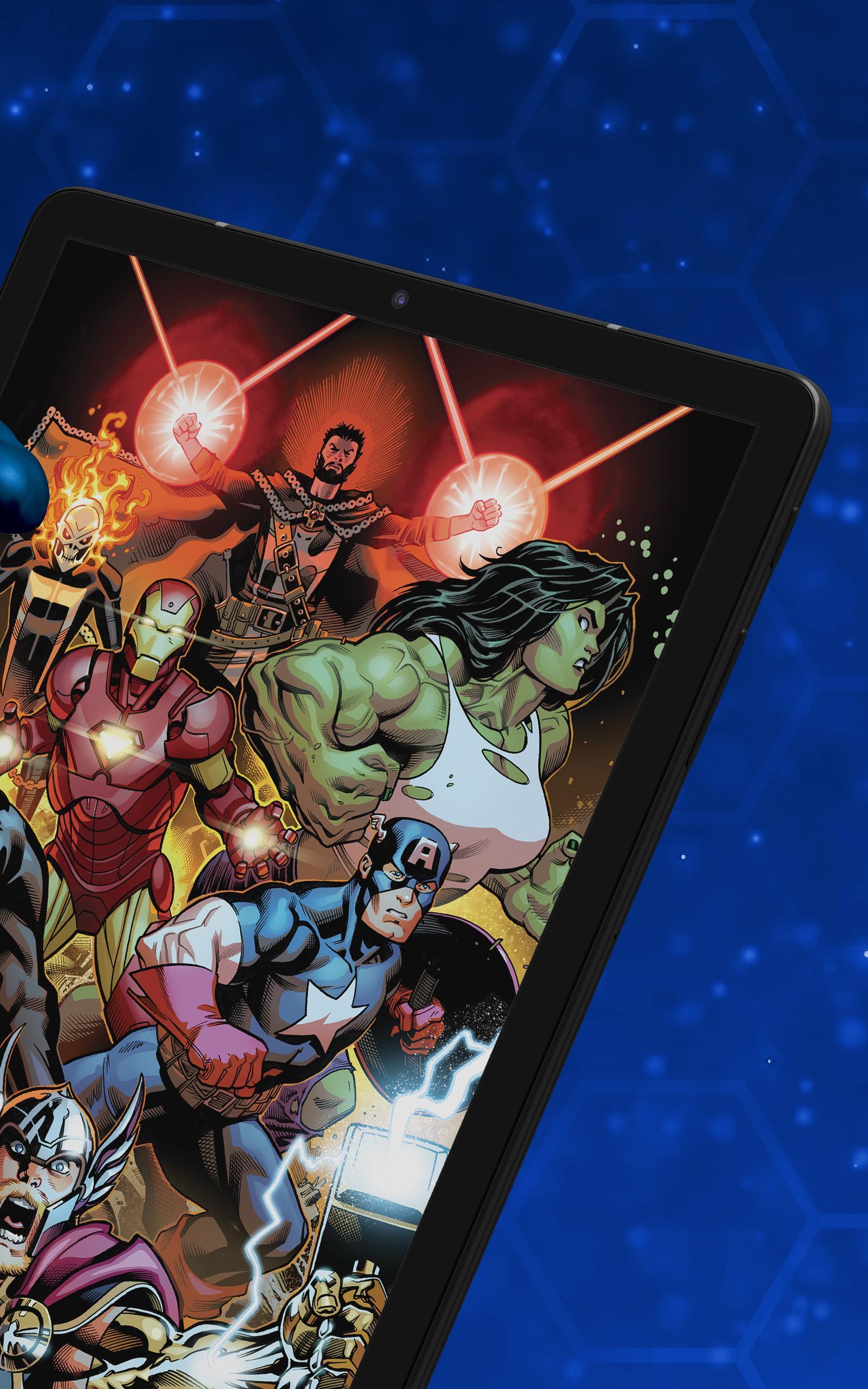 Marvel Unlimited 6.9.3 Screenshot 10