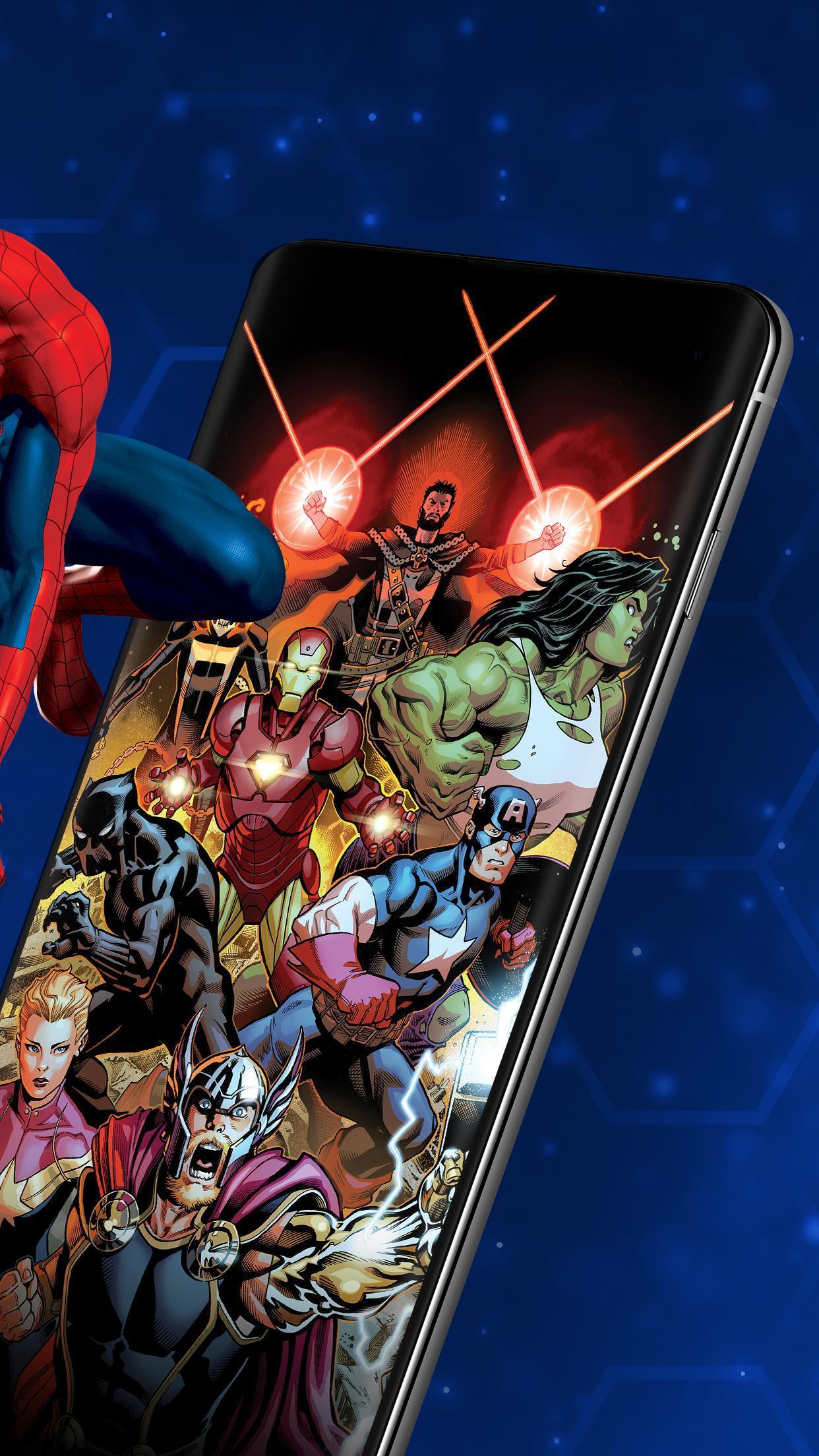 Marvel Unlimited 6.9.3 Screenshot 2