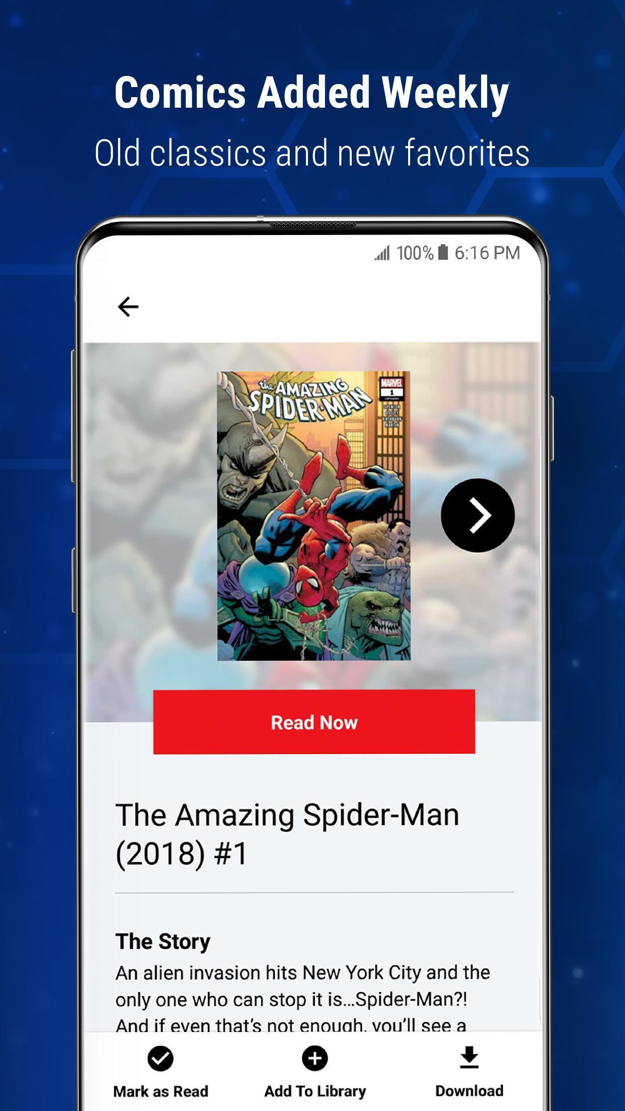 Marvel Unlimited 6.9.3 Screenshot 6