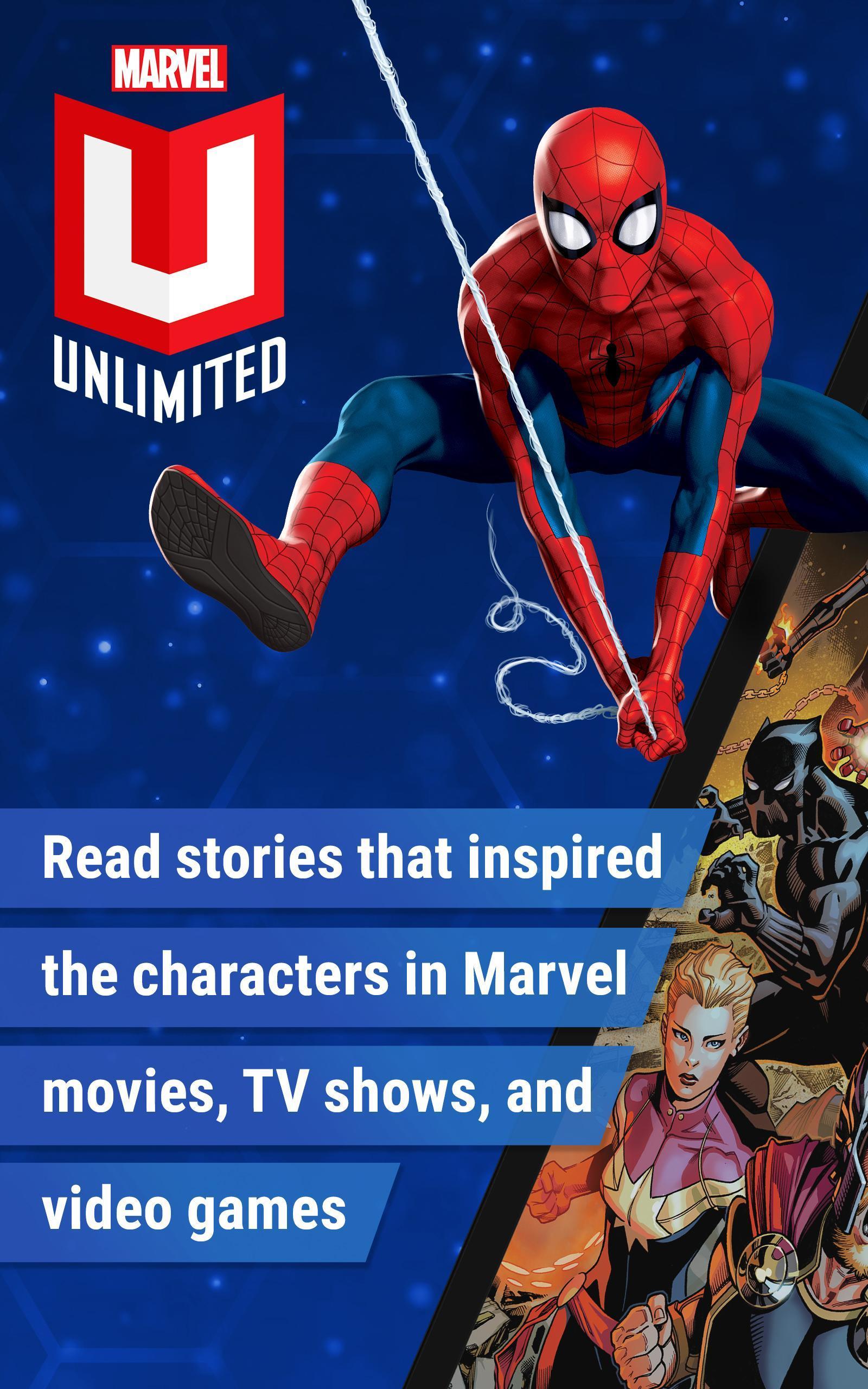 Marvel Unlimited 6.9.3 Screenshot 9