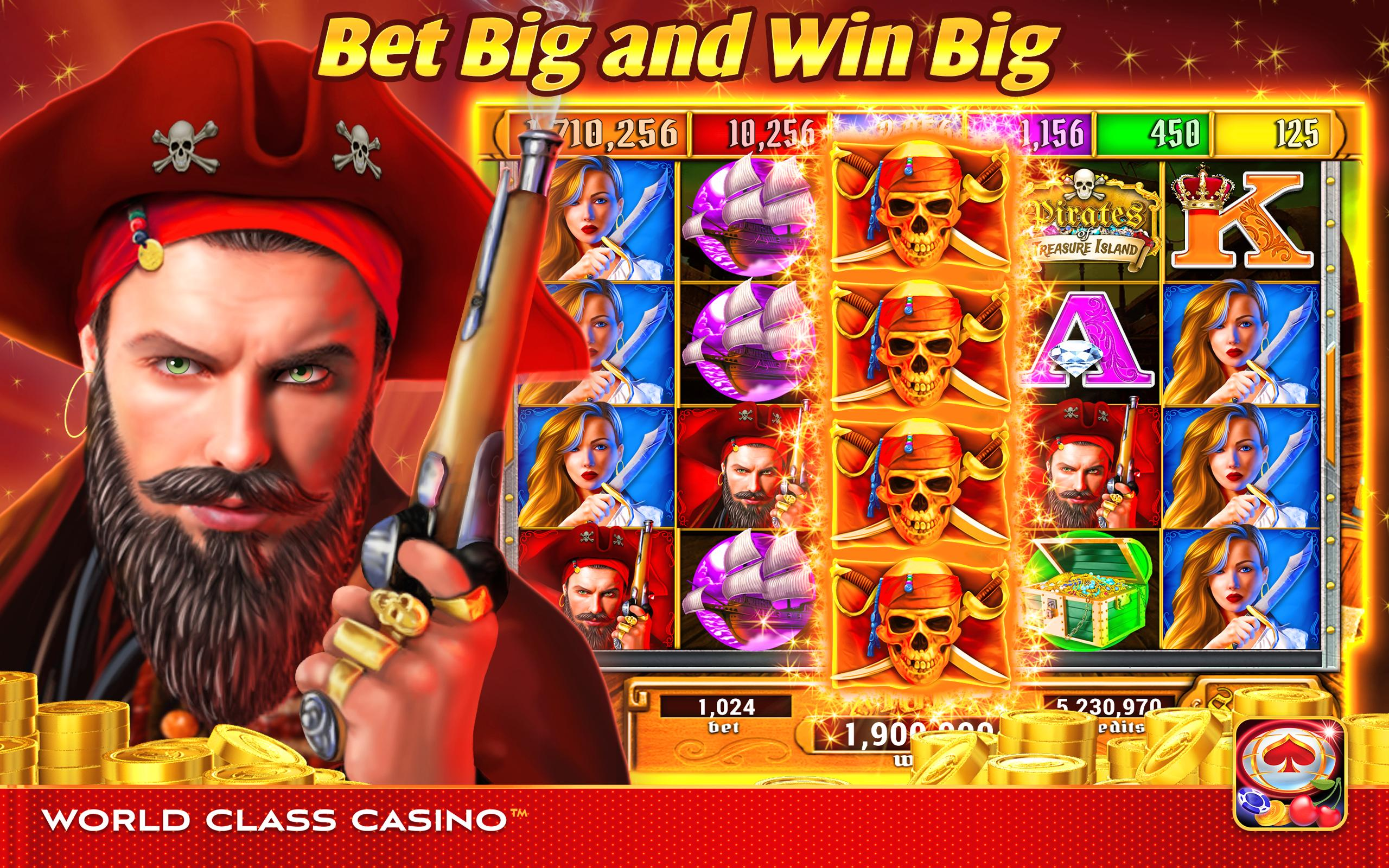 World Class Casino Slots, Blackjack & Poker Room 8.0.4 Screenshot 14
