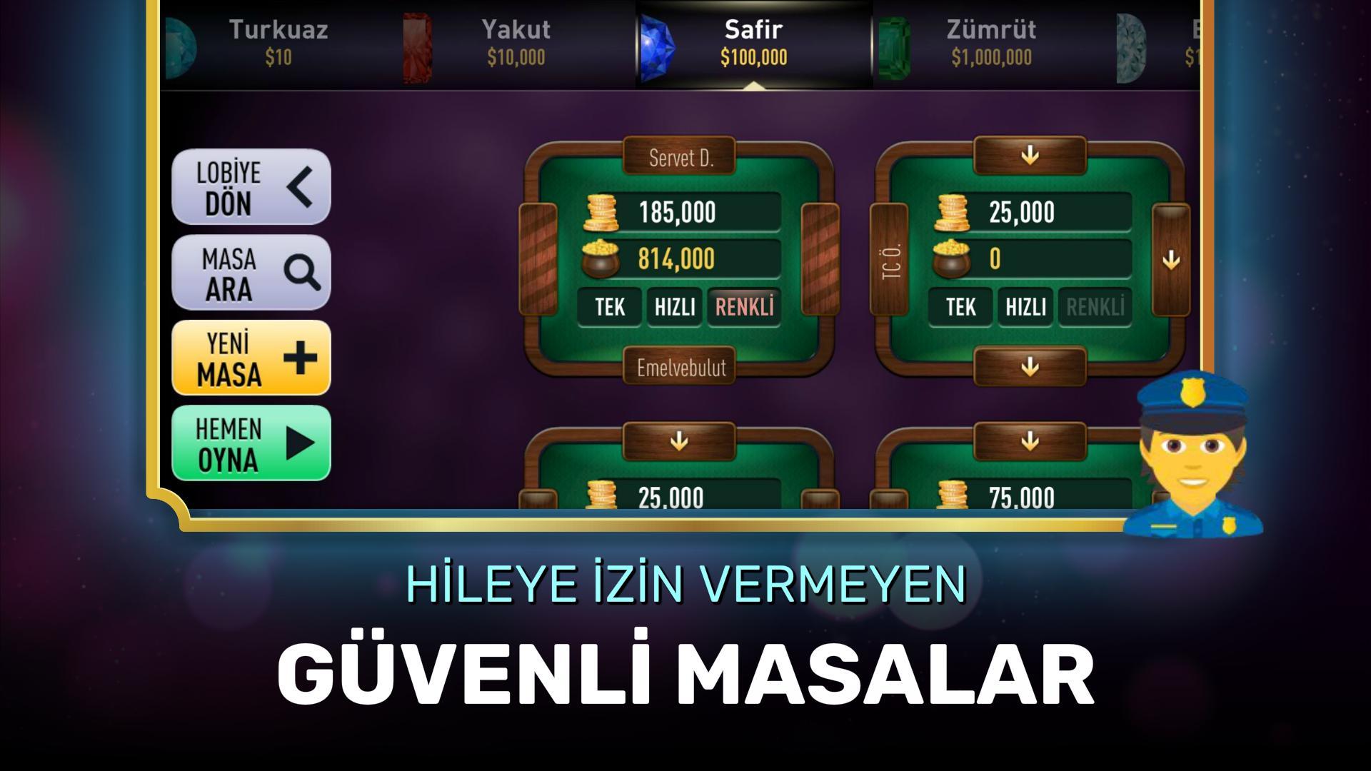 Okey Elit 2.0.20 Screenshot 4
