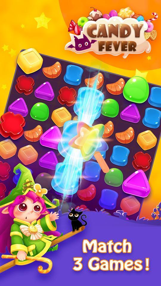 Candy Blast - 2020 Free Match 3 Games 2.8.0 Screenshot 1