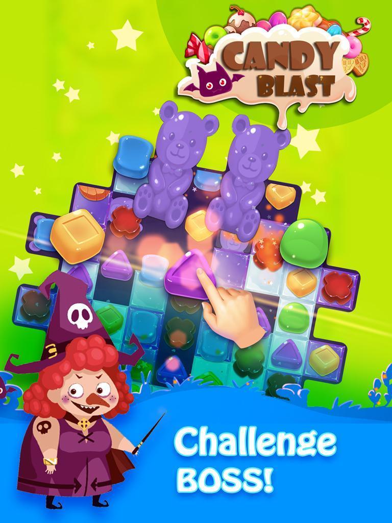 Candy Blast - 2020 Free Match 3 Games 2.8.0 Screenshot 10
