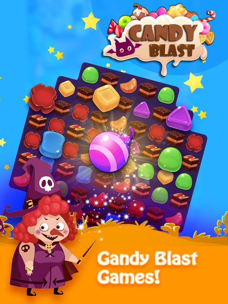 Candy Blast - 2020 Free Match 3 Games 2.8.0 Screenshot 11