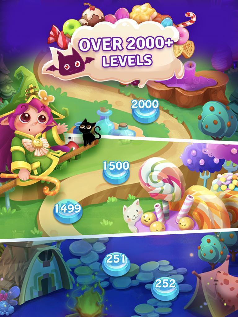 Candy Blast - 2020 Free Match 3 Games 2.8.0 Screenshot 12