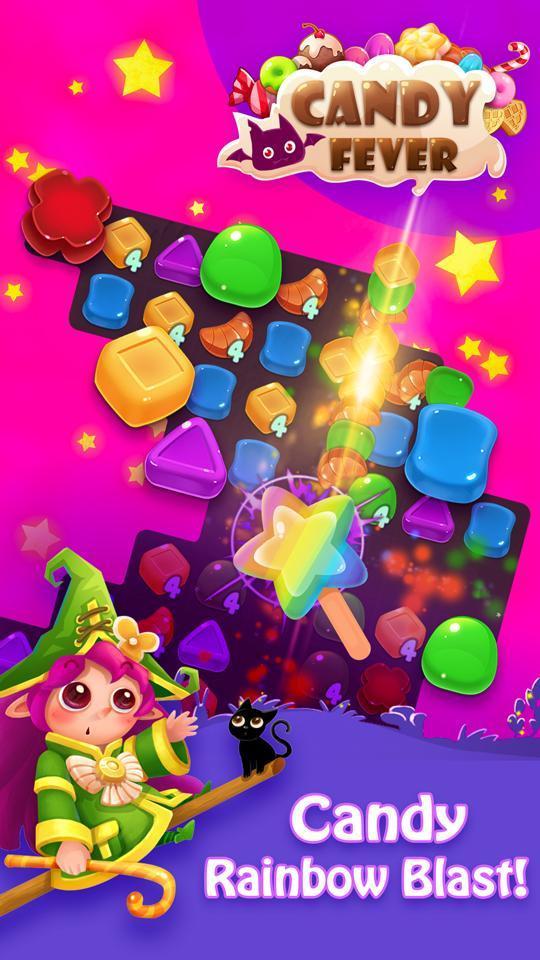 Candy Blast - 2020 Free Match 3 Games 2.8.0 Screenshot 3