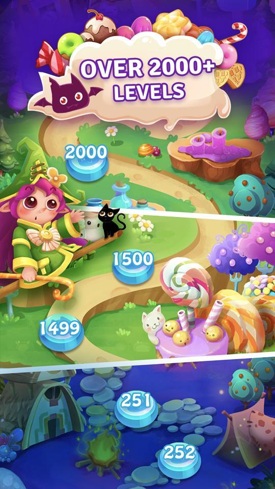 Candy Blast - 2020 Free Match 3 Games 2.8.0 Screenshot 6