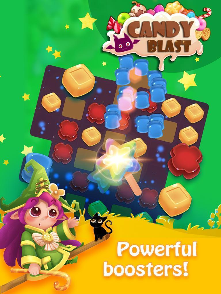 Candy Blast - 2020 Free Match 3 Games 2.8.0 Screenshot 8