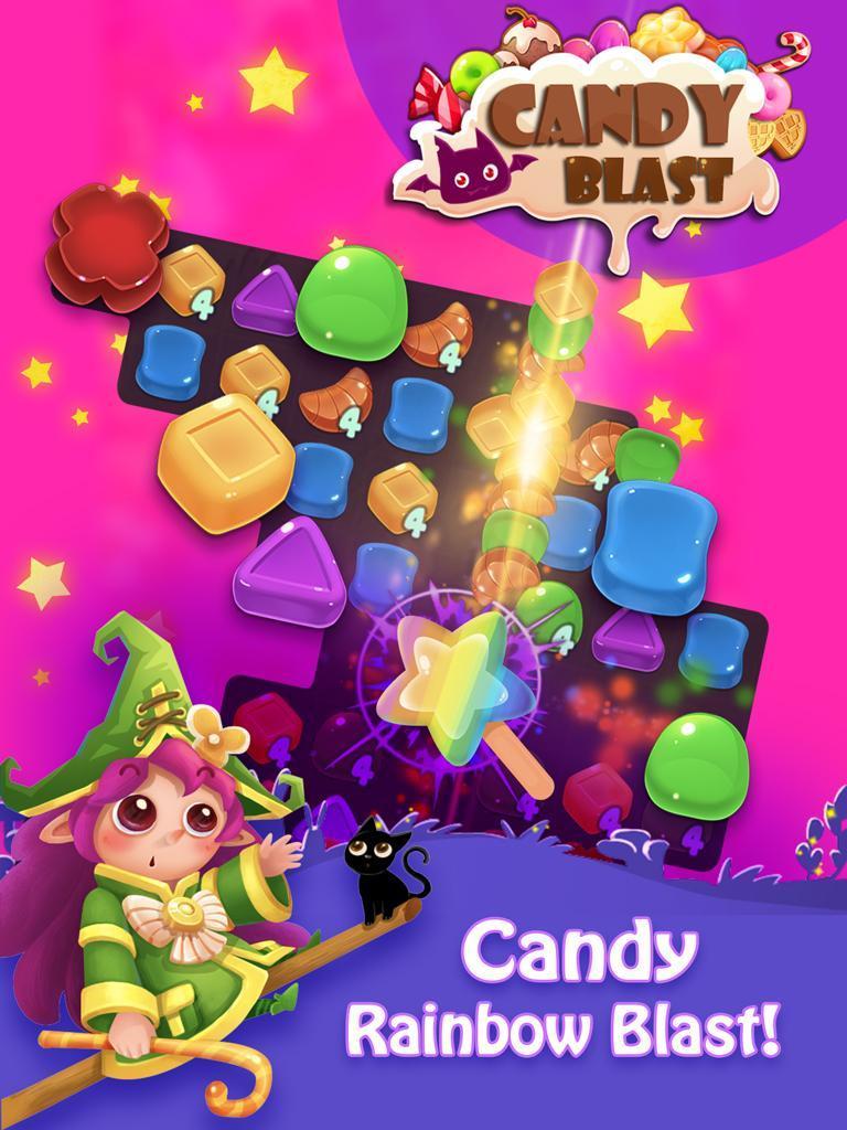 Candy Blast - 2020 Free Match 3 Games 2.8.0 Screenshot 9