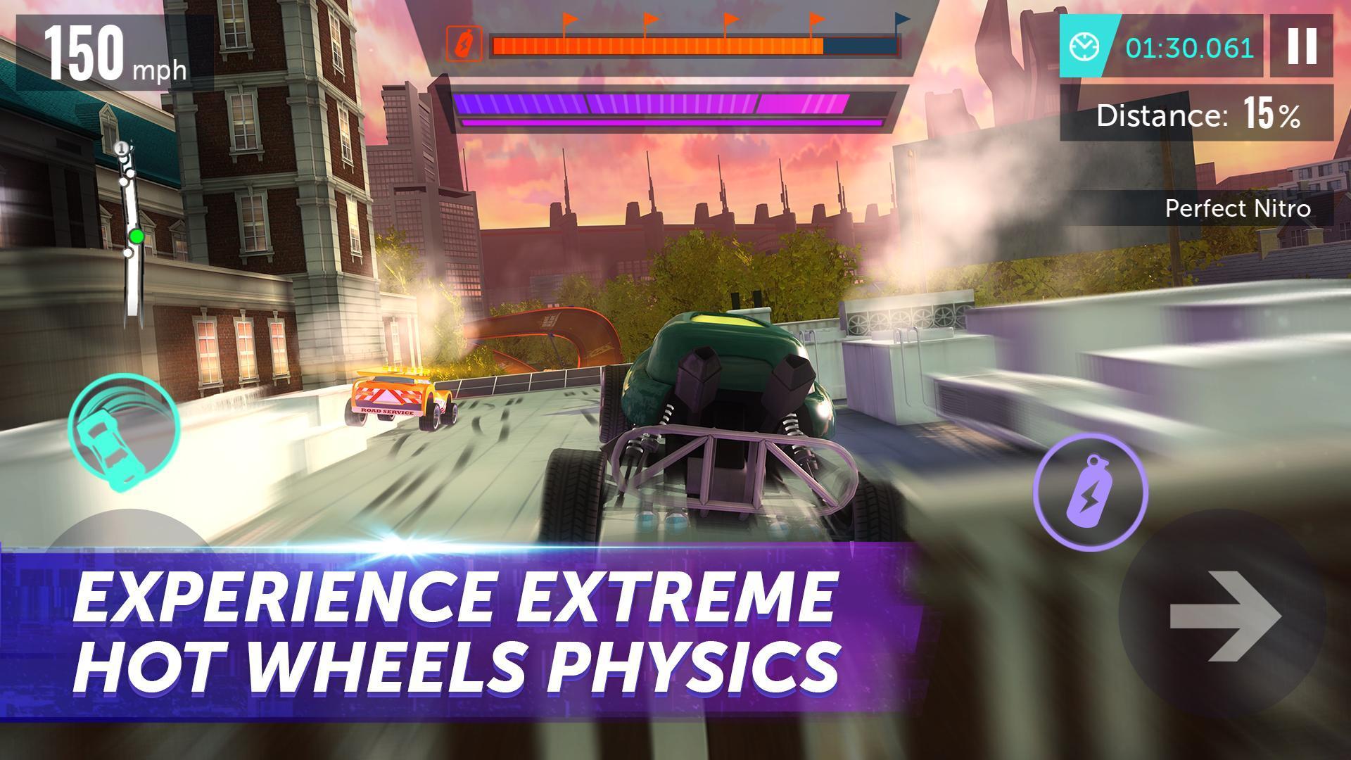 Hot Wheels Infinite Loop 1.5.1 Screenshot 4