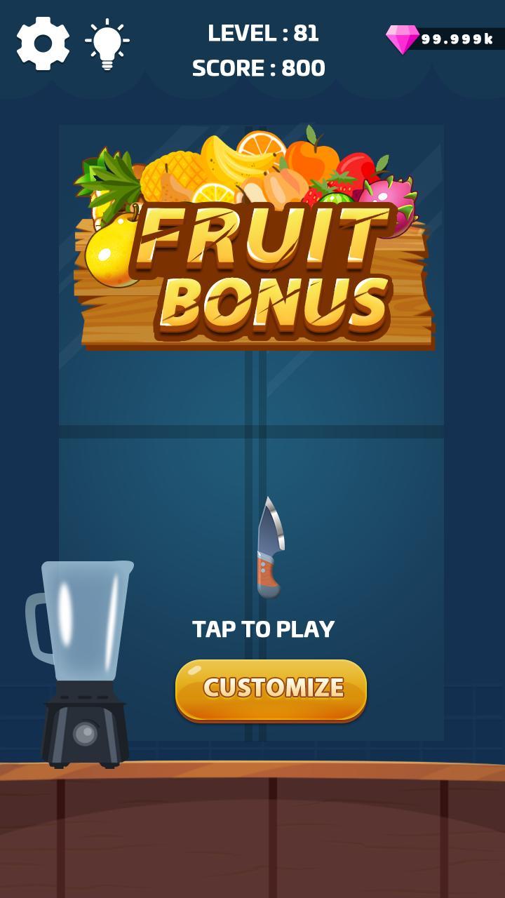 FruitBonus - Easy To Go And Slice 1.0.0 Screenshot 1