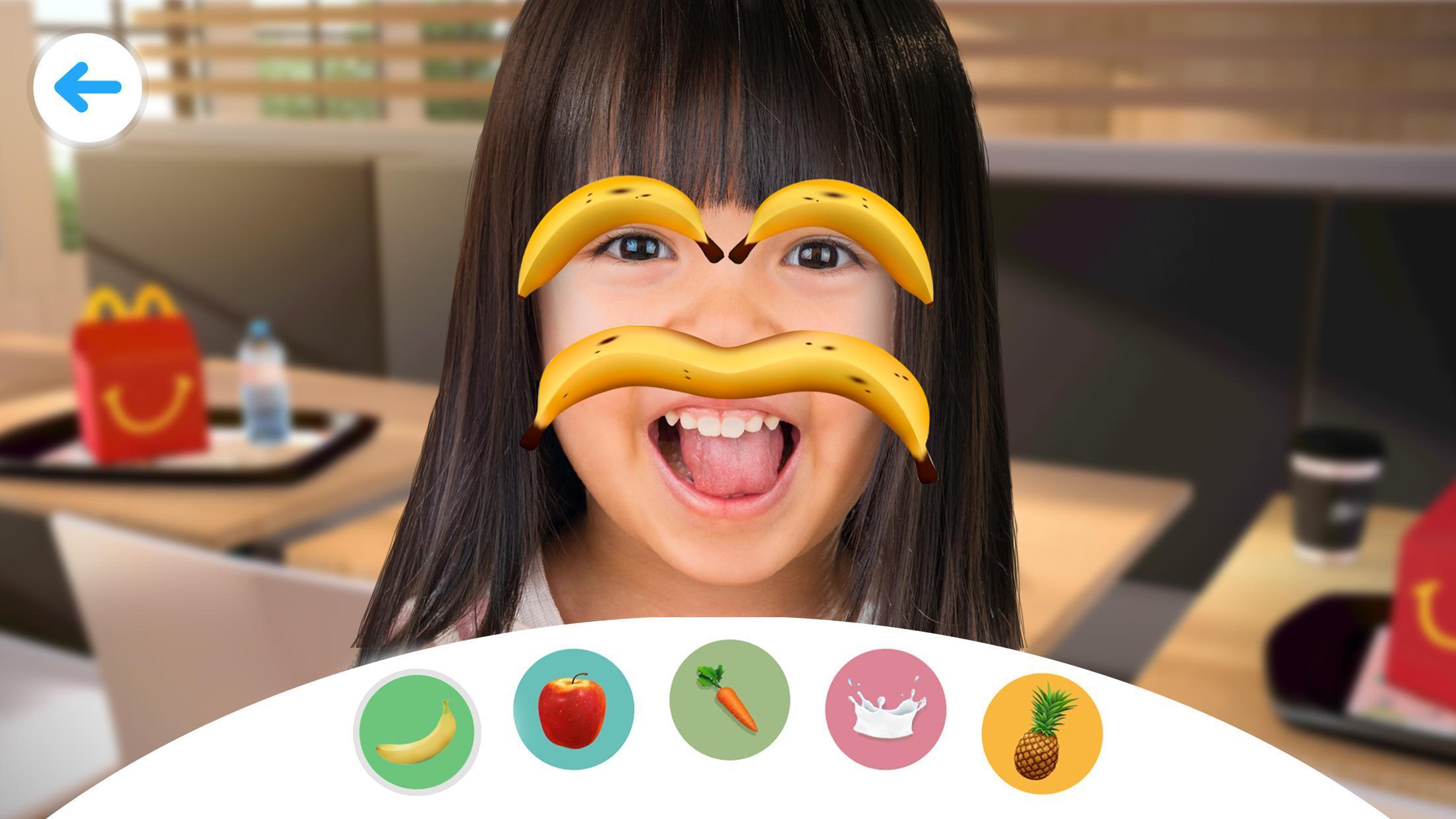 McDonald's Happy Meal App - MEA 9.5.0 Screenshot 3