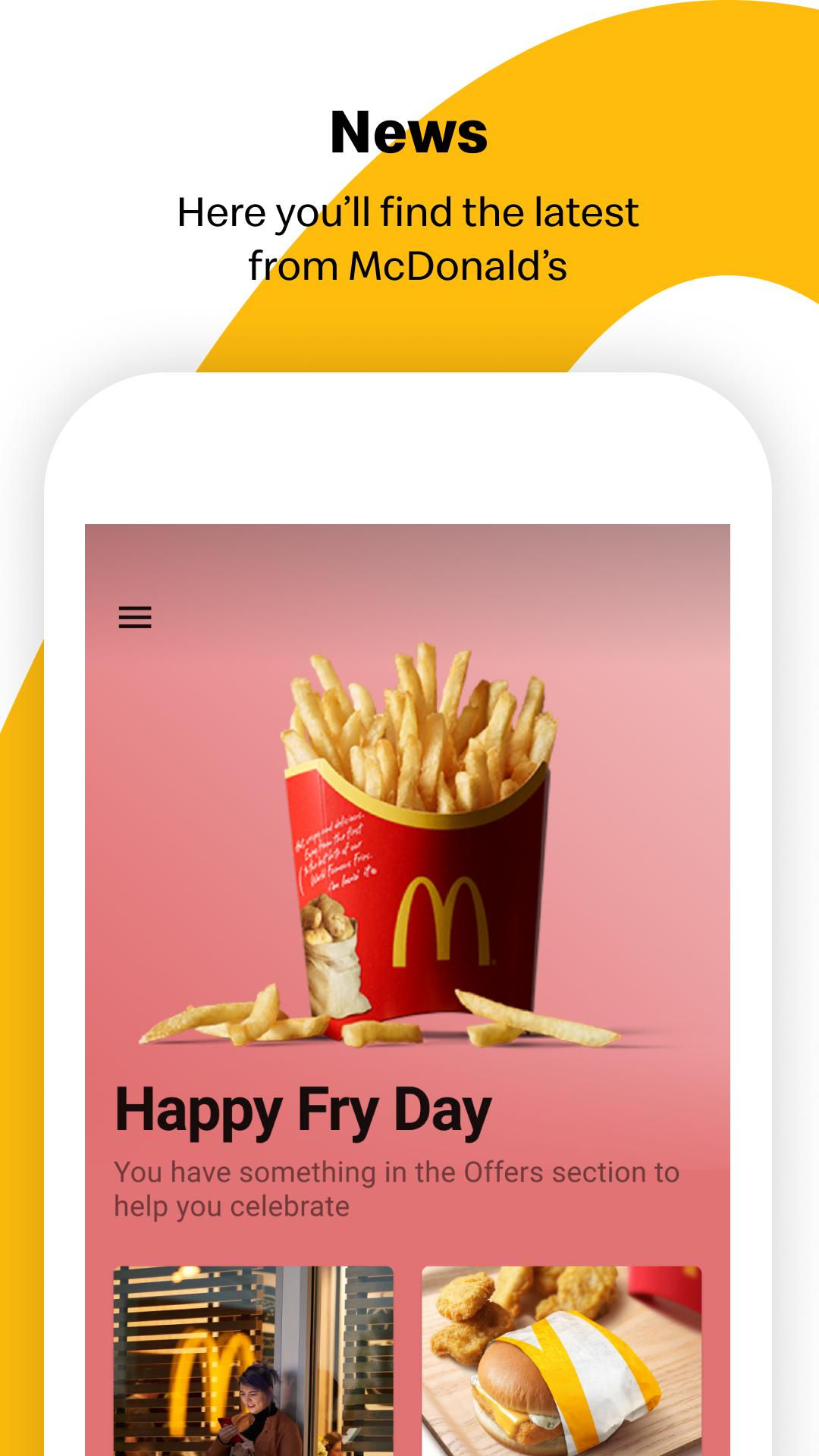 McDonald's 2.13.0 Screenshot 2