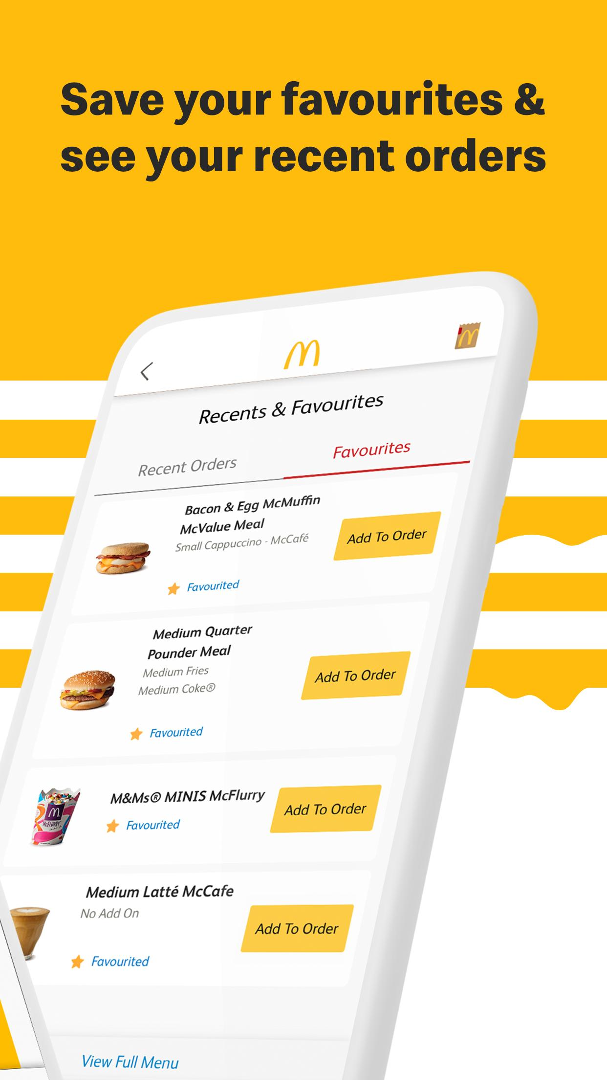 mymacca's Ordering & Offers 5.7.3 Screenshot 2