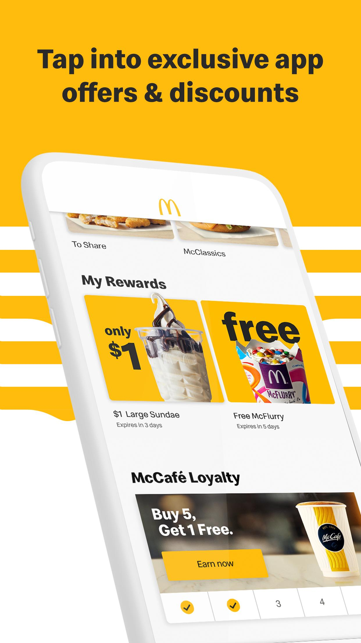 mymacca's Ordering & Offers 5.7.3 Screenshot 3