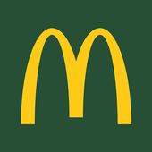 McDonald's Deutschland app icon
