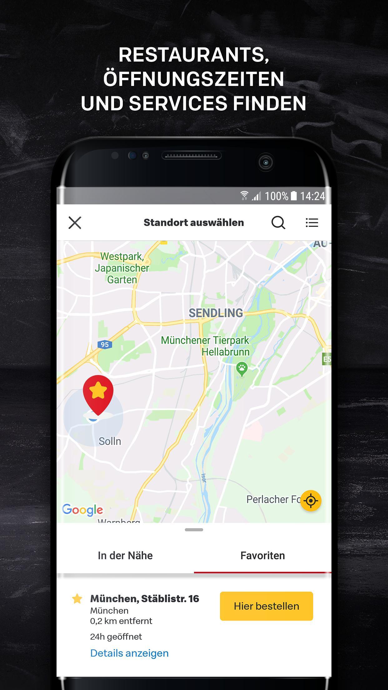 McDonald's Deutschland 6.1.6.42432 Screenshot 3